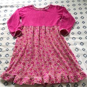 Hanna Andersson Velvet Dress